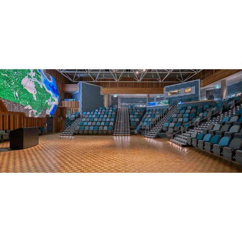 Bill Ford Auditorium Upgrades